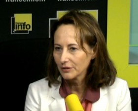 segolene royal, dieselgate, france info, interview, volkswagen, fraude antipollution, test aleatoire