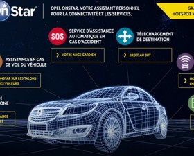 Opel, OnStar, connectivite, services, Assistance vol de voiture Opel OnStar, Assistance vol de voiture OnStar, Assistance vol de voiture