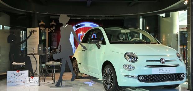 Drive me Lady, Fiat, MotorVillage, exposition, voiture de femme