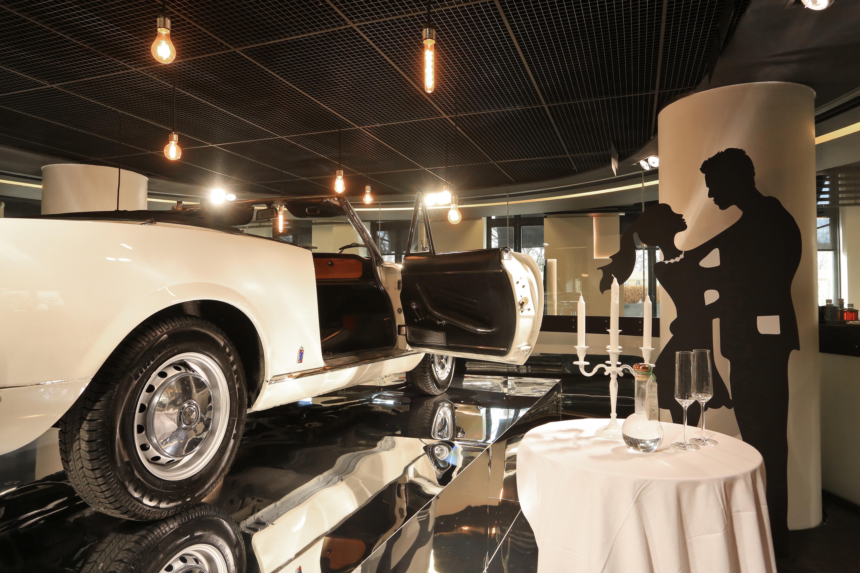 Drive me Lady, Fiat, MotorVillage, exposition, voiture de femme, exposition voiture