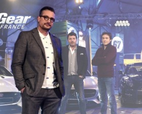 interview, le tone, top gear, defi, emission auto,, defi auto, top gear france