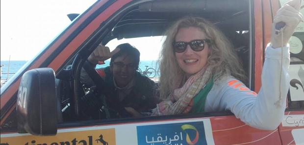 rallye des gazelles, dames gazelles, interview, rallye auto féminin, rallye auto, voiture et femme, sport auto et femme