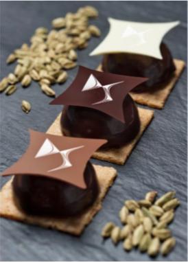 Damien Duquesne, DS WORLD PARIS, chocolat , DS, DeeSse, partenariat, 750G