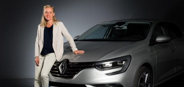 Agneta Dahlgren, wave, femme de l annee, renault, femme et auto, femme et voiture