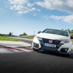 Hungaroring, spa, circuit, record, honda, civic type R, voiture sportive, honda civic type r, Norbert Michelisz