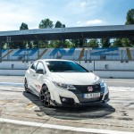 Monza, spa, circuit, record, honda, civic type R, voiture sportive, honda civic type r
