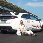 Norbert Michelisz, Hungaroring, spa, circuit, record, honda, civic type R, voiture sportive, honda civic type r
