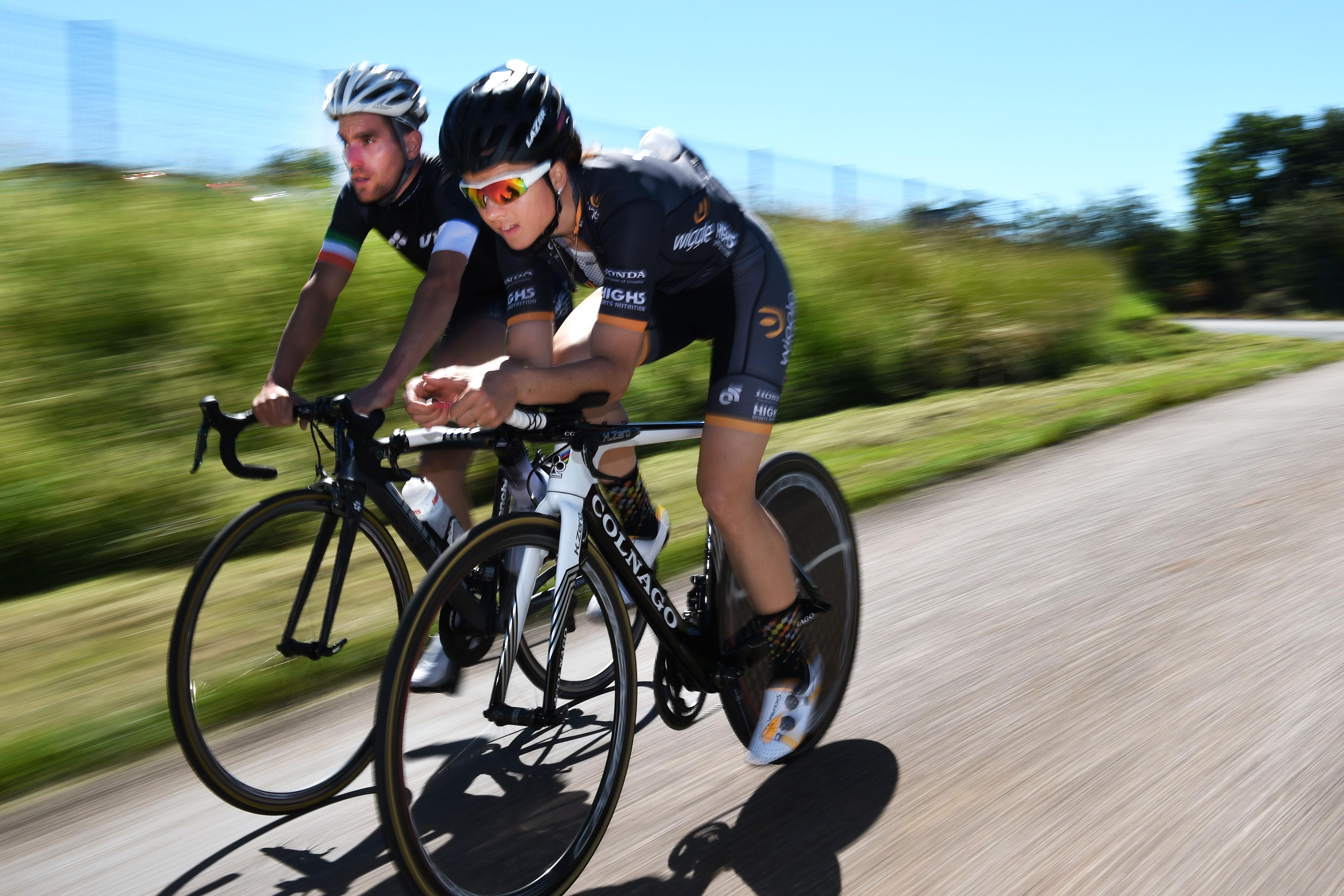 Audrey cordon, interview, JO 2016, JO RIo, JO Rio 2016, cyclisme, velo, cyclisme feminin, championne de france, honda, wiggle honda
