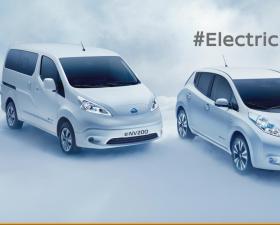 voiture electrique, Nissan, leaf, e-NV200, concours, very good moment