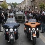 Harley Davidson, moto, rassemblement moto, eurofestival, eurofestival 2016, jeep