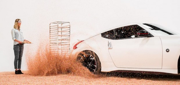 Nissan, 370Z, Nismo, 370Z Nismo, Chris Forsberg, drift, donut, national donut day