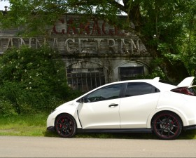 Honda Civic Type R, honda, civic, Type R, essai, sportive
