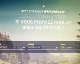 8000 km en plus, 8000kmenplus.fr, pratique, voayge, site internet, michelin