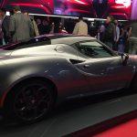 Alfa Romeo, mondial, mondial auto, mondial paris, mondial 2016, nouveaute voiture, concept car
