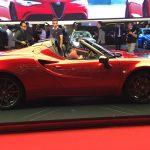 Alpha RomeAlfa Romeo, mondial, mondial auto, mondial paris, mondial 2016, nouveaute voiture, concept caro, mondial, mondial auto, mondial paris, mondial 2016, nouveaute voiture, concept car