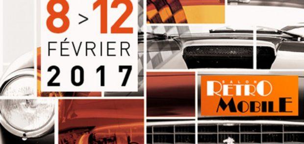 retromobile, voitures anciennes, retromobile 2017, concours, billet retromobile, billet gratuit