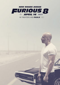 fast and furious 8, cinema, film action, vin diesel, charlize theron