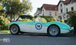 rallye pere-fille, rallye, rallye de regularite, passion auto, voiture fille