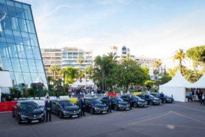 Festival de Cannes, cinema, film, renault, stars, acteurs, espace, scenic, trafic spaceclass