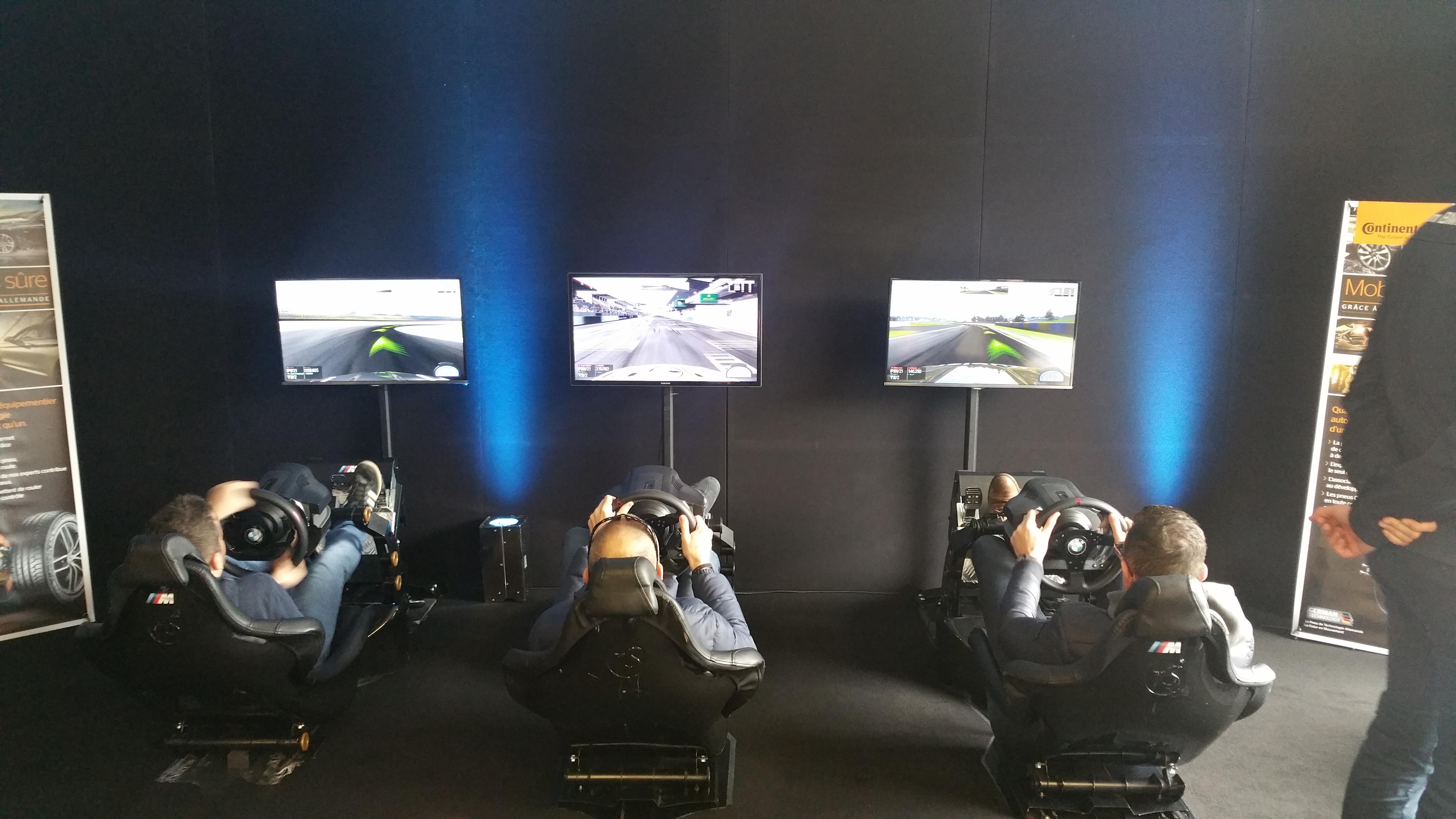 exclusive drive simulateur auto les enjoliveuses. Black Bedroom Furniture Sets. Home Design Ideas