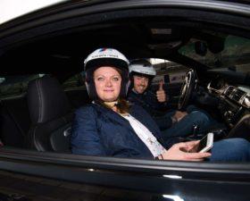 exclusive drive, circuit, 24h du mans, circuit bugatti, circuit 24h du mans, pilote, sport auto, bruce jouanny, aurore saint laurent