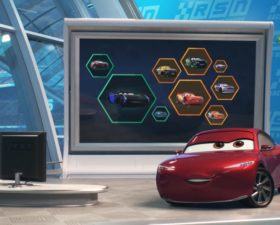 Cars, Cars 3, film, cinema, film animation, disney, disney pixar, pixar