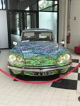 Romain Lardanchet, sculpture, sculpture auto, now coworking, immeuble citroen, carrosserie