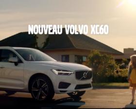 volvo, XC60, volvo XC60, pub, SUV, SUV premium, freinage urgence automatique
