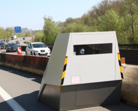 radars, radar de chantier, radars autonomes, radar autonome virage, radar virage, securite routiere