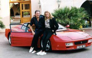 johnny hallyday mort d 39 un chanteur passionn de belles voitures. Black Bedroom Furniture Sets. Home Design Ideas