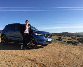 Volvo, XC40, volvo XC40, SUV, SUV urbain, Suv compact, premium, essai, testdrive, clemence de bernis