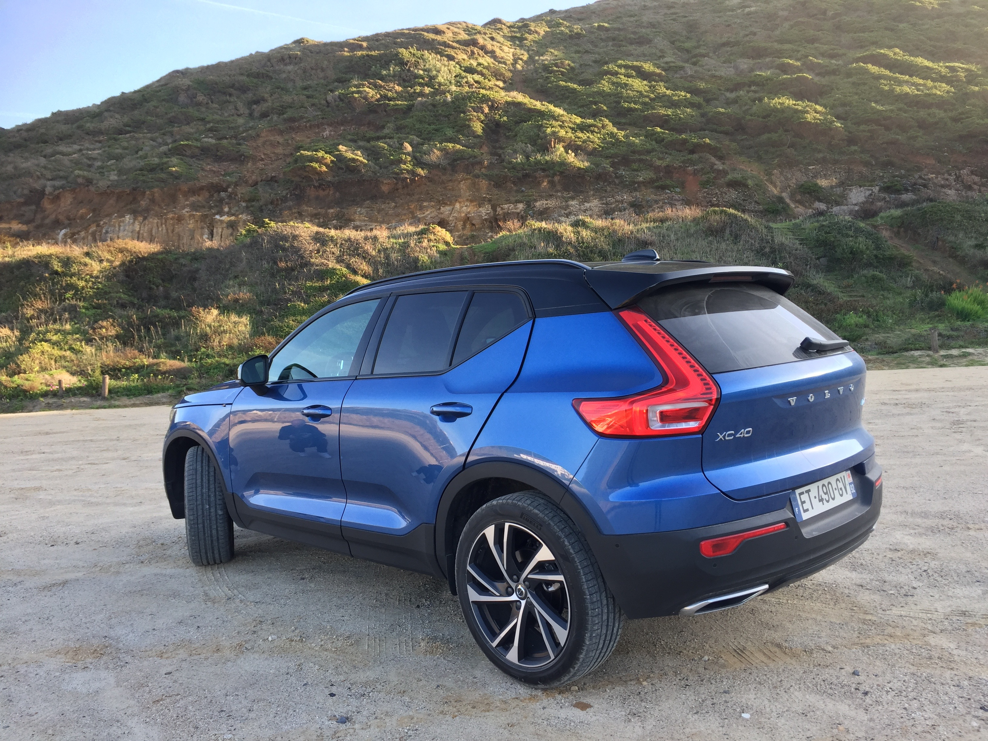 volvo xc40 essai du nouveau suv compact premium de la marque. Black Bedroom Furniture Sets. Home Design Ideas