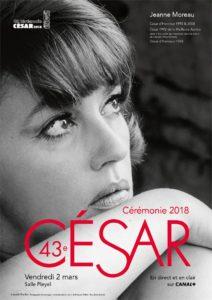 cesar awards, nuit des cesars, cinema, renault, partenaire, jeanne moreau, festival cinema, film francais