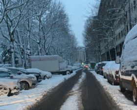 neige, verglas, intemperie, france berthelot, impact economique neige