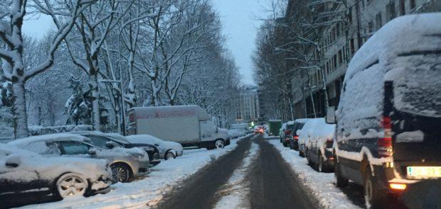 neige, verglas, intemperie, france berthelot, impact economique neige