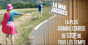 mad jacques, rallye, rallye auto, auto-stop, activite insolite