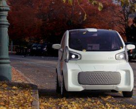 LSEV, voiture impression 3D, impression 3D, voiture chine, voiture électrique