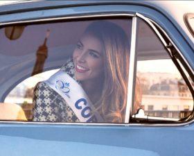 Eva colas, Miss corse, Miss corse 2017, tour auto, tour auto optic 2000, Tour auto 2018, Fiat, Fiat 600D, voiture femme