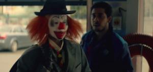 olivier marchal, speedy, 40 ans, court metrage, film, clown, film policier