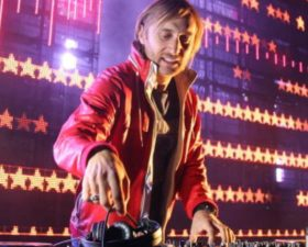 david guetta, F1, Formule 1, grand prix france, dj, castellet