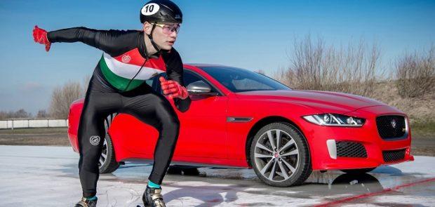 jaguar, jaguar XE, XE 300 sport, shaolin Sandor Liu, serie speciale