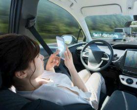 voiture autonome, emmanuel macron, intelligence artificielle, voiture de demain, voiture ecolo, tech