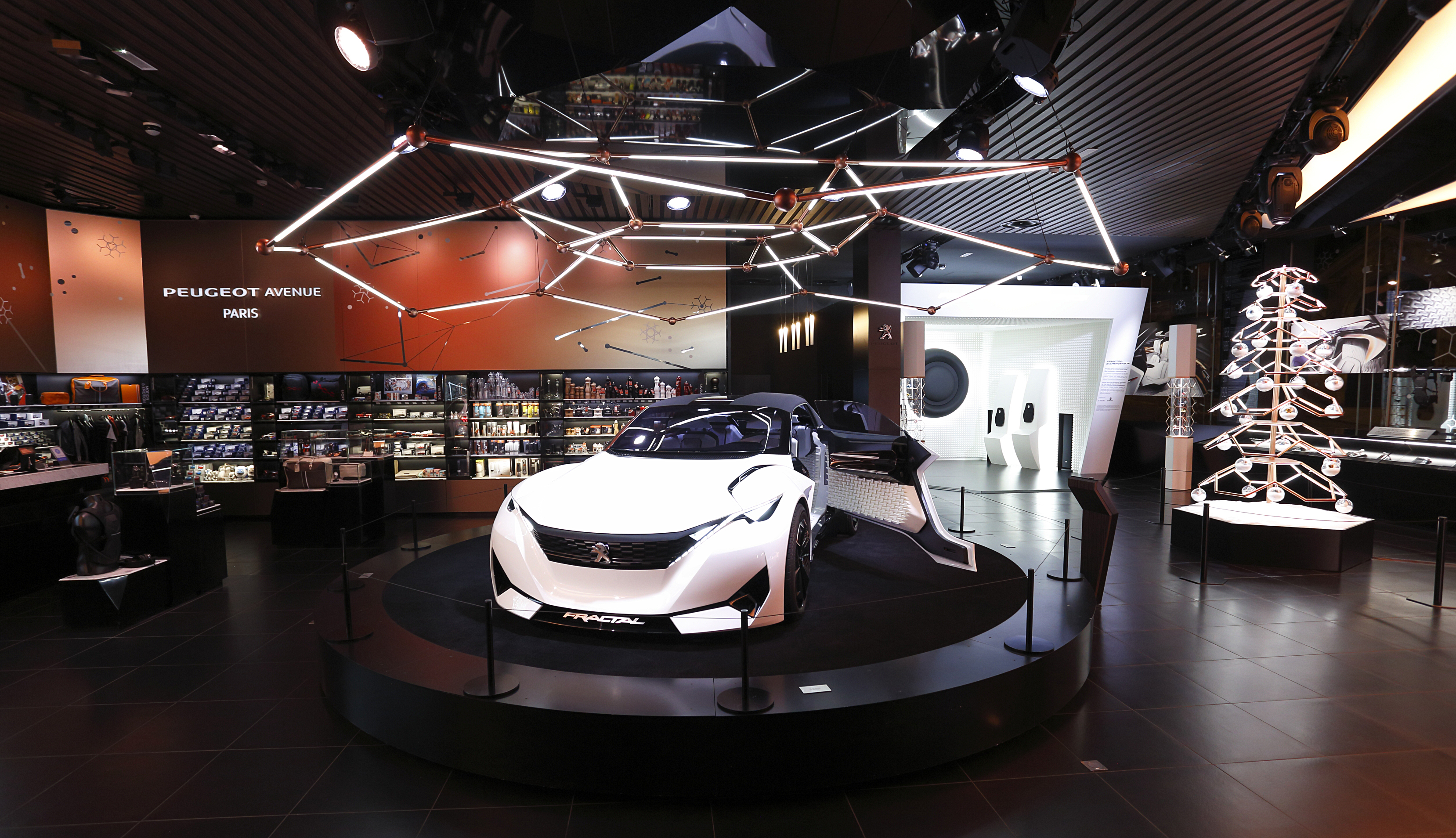 peugeot, peugeot avenue, fermeture, champs elysees, showroom