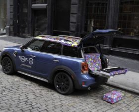 Sing for hope, mini, piano, mini countryman, musique