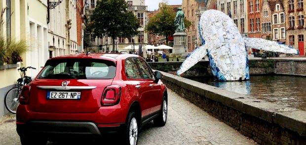 Fiat, Fiat 500X, plus belle voiture de l annee, festival automobile international, plus belle voiture, election, concours beaute