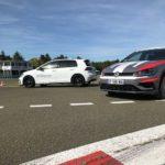 volkswagen driving experience, volkswagen, circuit de dreux, circuit, sport auto, pilotage, rallye, golf GTE, polo