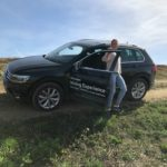 volkswagen driving experience, volkswagen, circuit de dreux, circuit, sport auto, pilotage, rallye, clemence de bernis, les enjoliveuses, voiture femme