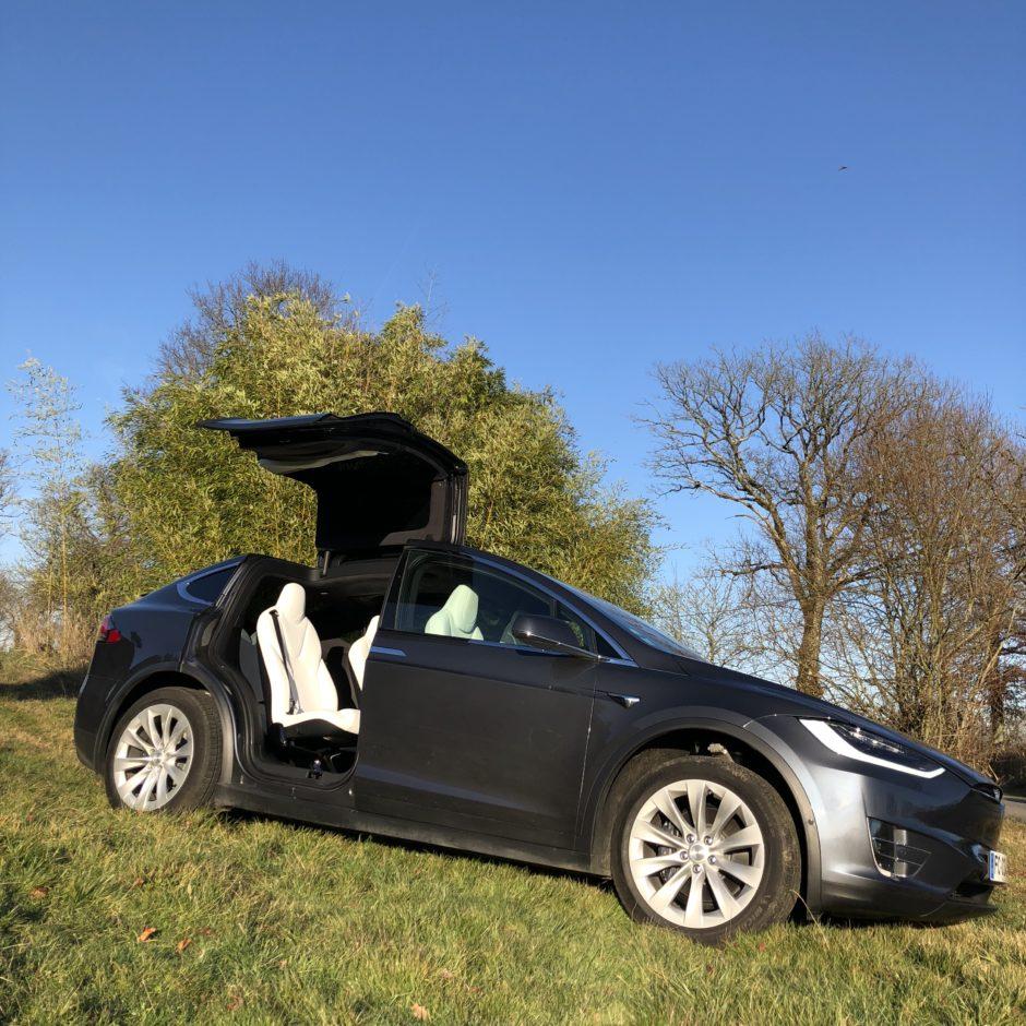 Tesla, Model X, Tesla Model X, voiture electrique, essai, tetsdrive, mobilite