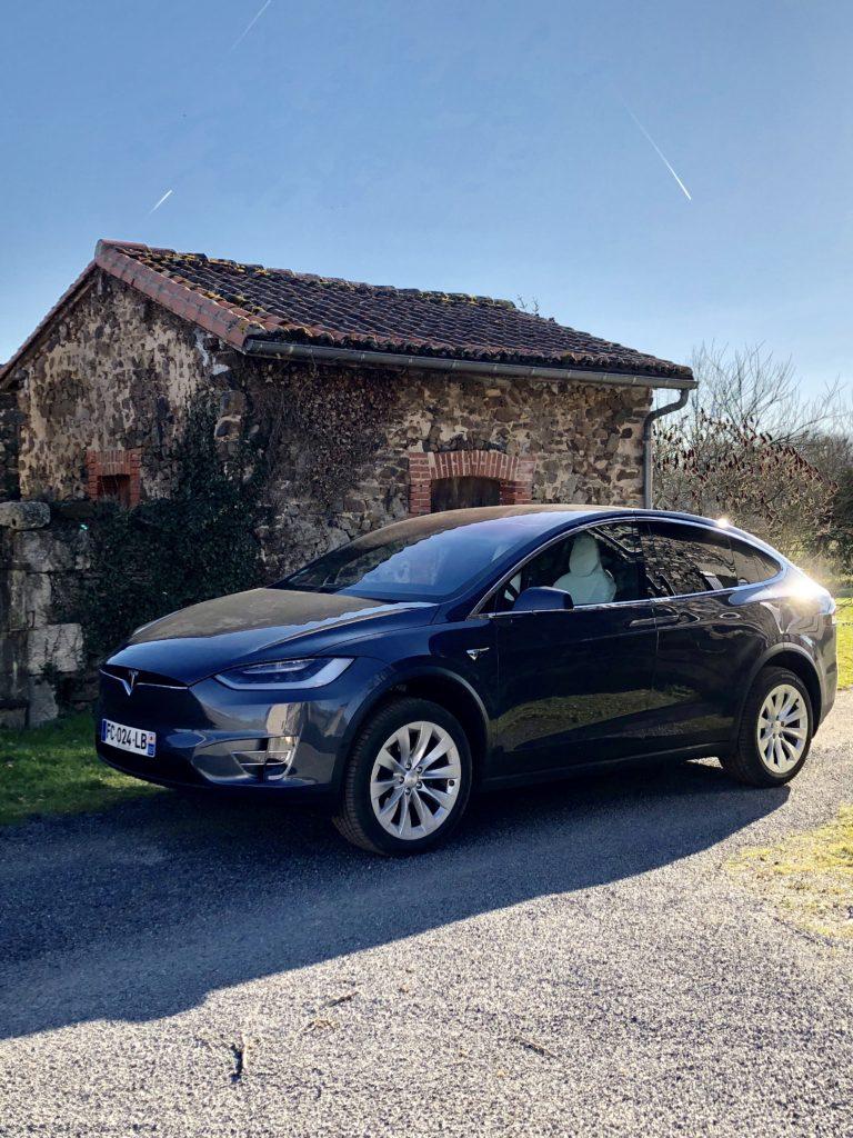 Tesla, Model X, Tesla Model X, voiture electrique, essai, tetsdrive, mobilite durable
