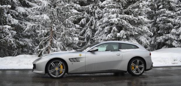 ferrari, gtc4Lusso, Ferrari GTC4Lusso, berline, essai, testdrive